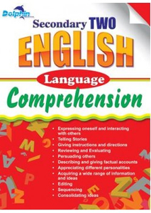 Sec 2 English Language Comprehension