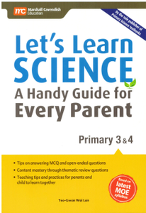 Let's Learn Science - a handy guide for every parent (Lower Block)