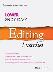Editing Exercise Lower Secondary