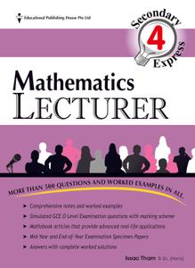 Maths Lecturer 4E