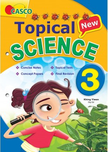 New Topical Science Practice Papers 3