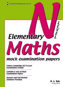 Elementary Maths Mock Examination Papers