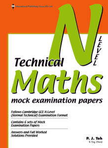 Maths Mock Examination Papers N(T) Level