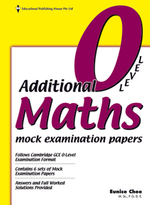 Additional Maths Mock Examination Papers O Level