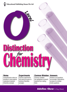 O-Level Distinction for Chemistry