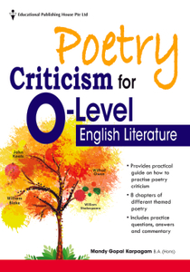Poetry Criticism for O-Level English Literature