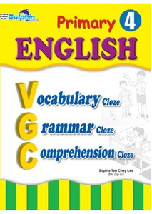 Pr 4 Eng Vocabulary, Grammar, Comprehension Cloze