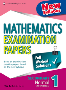 Maths Exam Papers 1NT