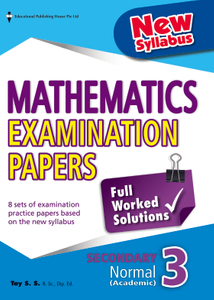 Maths Exam Papers 3NA