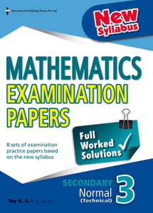 Maths Exam Papers 3NT