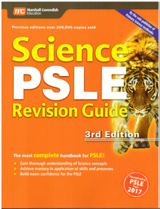 Science PSLE Revision Guide (3E)