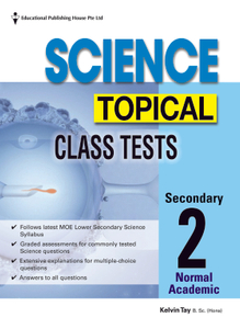 Secondary 2(NA) Science Topical Class Tests