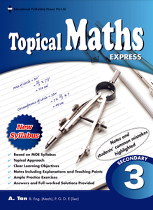 Topical Maths 3E