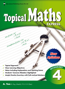 Topical Maths 4E