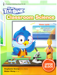 More Than a Textbook - Classroom Science Upper Block