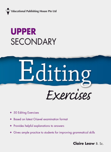 Editing Exercise Upper Secondary