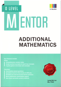 Mentor Additional Mathematics (Rev)