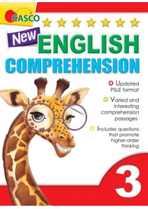 New English Comprehension 3