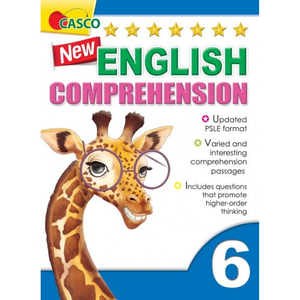 New English Comprehension 6