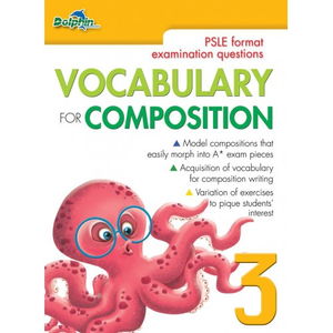Vocabulary for Composition 3