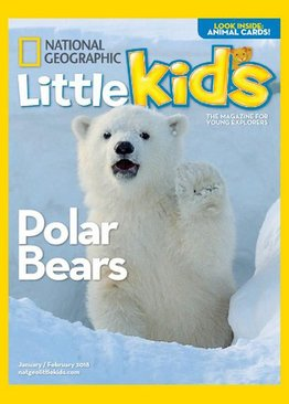 National Geographic Little Kids Magazines Subscription