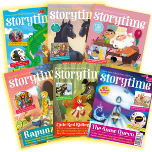 STORYTIME Subscription - 6 ISSUES A YEAR (2019)
