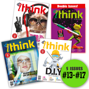 IThink 6-issues 13 To 17