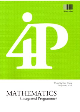 Integrated Programme Mathematics Book 4