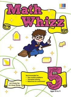 Math Whizz 5