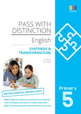 Pass With Distinction Synthesis & Transformation 5