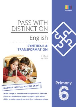 Pass With Distinction Synthesis & Transformation 6