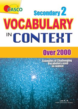 Sec 2 Vocabulary in Context