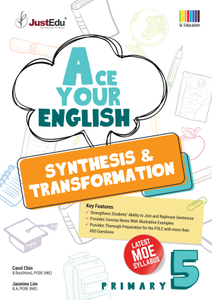 Ace Your English Synthesis & Transformation 5