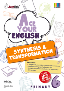 Ace Your English Synthesis & Transformation 6