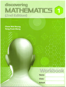 Discovering Mathematics Workbook 1E (2nd Ed)