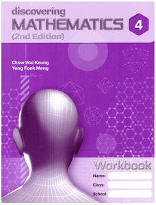 Discovering Mathematics Workbook 4E (2nd Ed)
