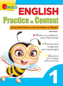 English Practice in Context Primary 1