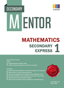 Mentor Mathematics Book 1E