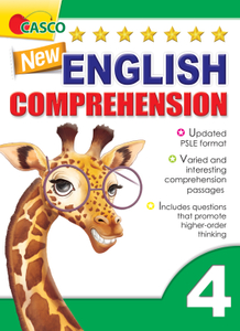 New English Comprehension 4