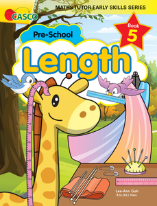 MATHS TUTOR EARLY SKILLS SERIES BOOK 5: LENGTH
