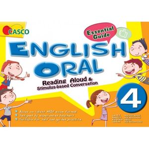 Primary 4 English Oral - Reading Aloud & Stimulus-based Conversation Essential Guide
