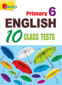 English 10 Class Tests Primary 6