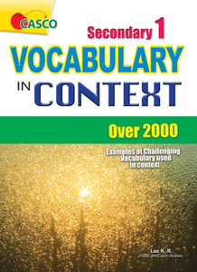 Sec 1 Vocabulary in Context