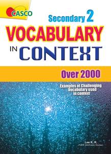 Sec 2 Vocabulary in Context