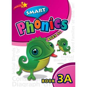 Smart Phonics 3A