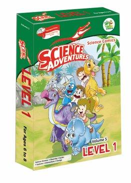 Science Adventures Level 1 [Vol 5]