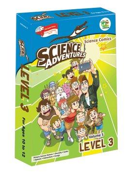 Science Adventures Level 3 [Vol 5]