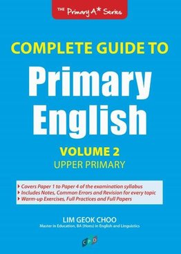 Complete Guide To Primary English Vol 2 (Upper Primary)