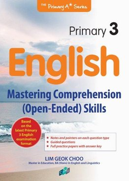 English Mastering Comprehension Open-Ended Skills P3