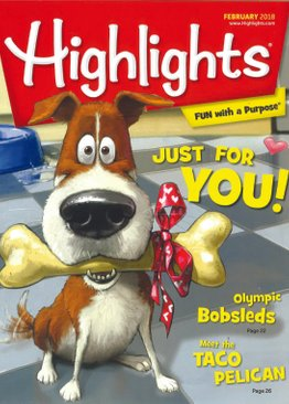 Highlights Children Magazines Subscription